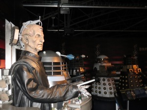 Lots of Daleks to see!